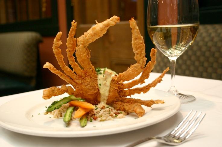 Juban's Hallelujah Crab